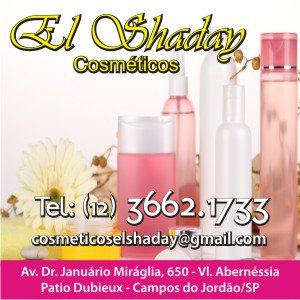 El Shaday Cosméticos Campos do Jordão SP